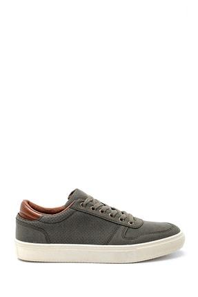 Luda Cris Erkek Haki Günlük Sneaker Ayakkabı 0