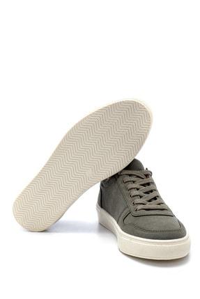 Luda Cris Erkek Haki Günlük Sneaker Ayakkabı 3