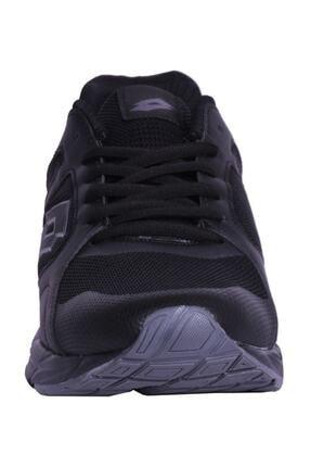 Lotto Erkek Siyah  Koşu Ayakkabı 4