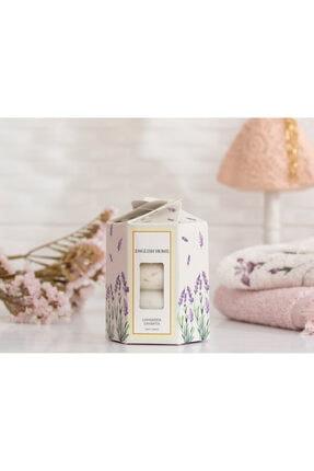 English Home Lavanta Özlü Katı Sabun 4x45 Gr Beyaz 0
