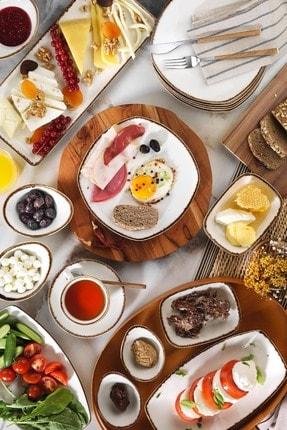 Kütahya Porselen Corendon 30 Parça Kahvaltı Takımı 2
