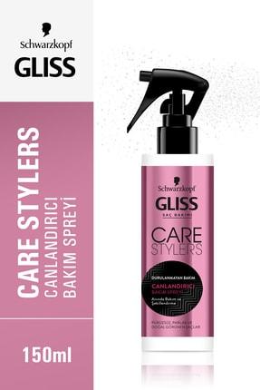 Gliss Schwarzkopf Gliss Care Stylers Canlandirici Saç Bakim Spreyi 0
