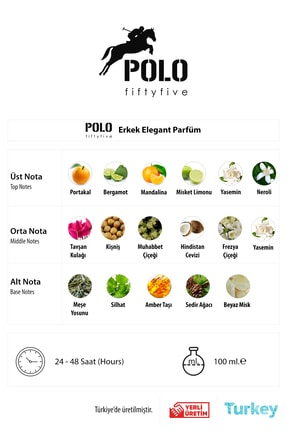 Polo55 Erkek Parfüm POLOFPM003 1
