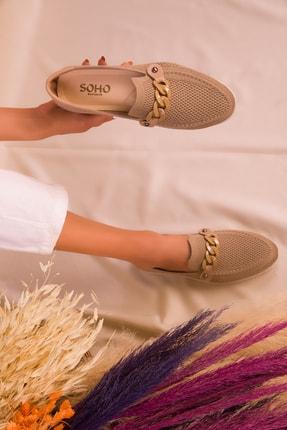 Soho Exclusive Vizon Kadın Casual Ayakkabı 16108 1