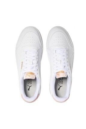 Puma SHUFFLE Beyaz Kadın Sneaker Ayakkabı 101085434 1