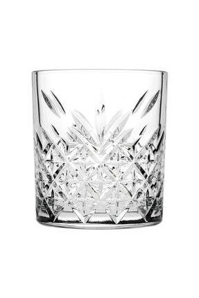 Paşabahçe 6 Parça Tımeless Viski Keyfi Seti - 4 Viski Bardağı + 2 Çerezlik Kase 3