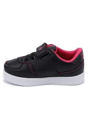 US Polo Assn CAMERON 1FX Siyah Kız Çocuk Sneaker 100909741 3