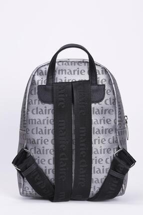 Marie Claire Kadın Gri Sırt Çantası Diana Mc212102022 4