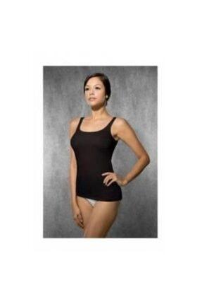 Doreanse Kadın Ekru Modal Ip Askılı Atlet 9320 2