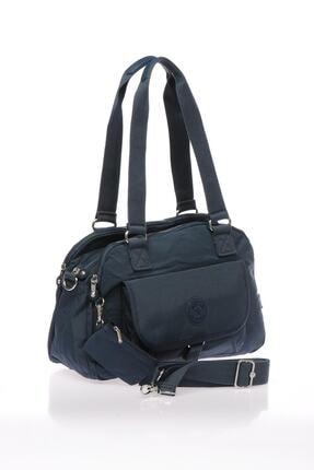 Smart Bags Smb1122-0033 Lacivert Kadın Omuz Çantası 1