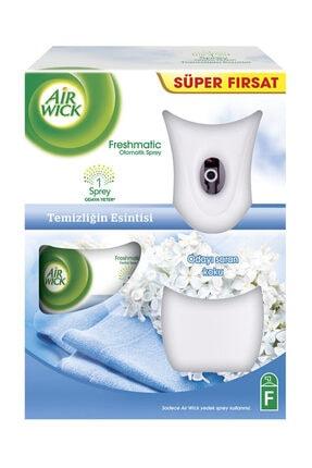Air Wick Freshmatic Kit Temizlik Esintisi 2