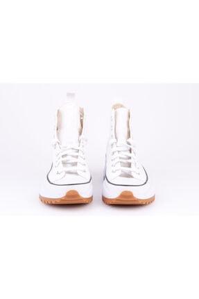 Converse Erkek Beyaz Kalın Tabanlı Sneakers 1
