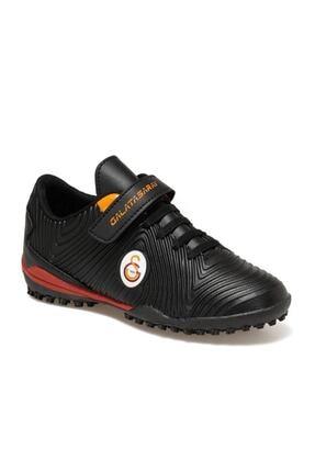 Galatasaray AGRON TURF J GS Siyah Erkek Çocuk Halı Saha Ayakkabısı 100521503 0