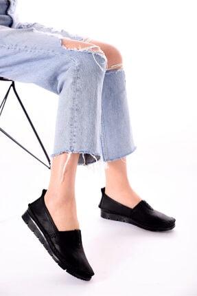 RİKEL DERİ Hakiki Deri Kadın Günlük Ayakkabı Rkl255 1