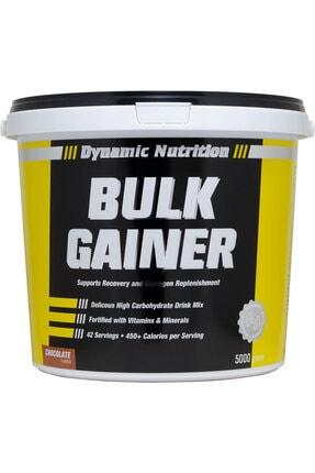 Dynamic Nutrition Bulk Gainer 5000 gr (çikolata Aromalı) 0