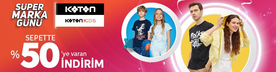 Koton - Kadın & Erkek & Çocuk Tekstil