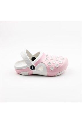 Akınalbella Akınalbella Kız Çocuk Pembe Sandalet 0