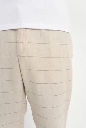 Efor Atp 09 Slim Fit Bej Spor Pantolon 4
