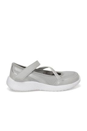 Kinetix Laney Mesh Gri Kız Çocuk Yürüyüş Ayakkabısı 1