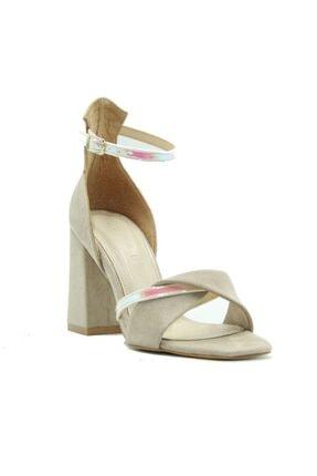 Tuğrul Ayakkabı 230 Lonar Kadın Topuklu Ayakkabı 1