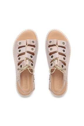 Kemal Tanca Kadın Derı Sandalet Sandalet 169 51904 Bn Sndlt 3
