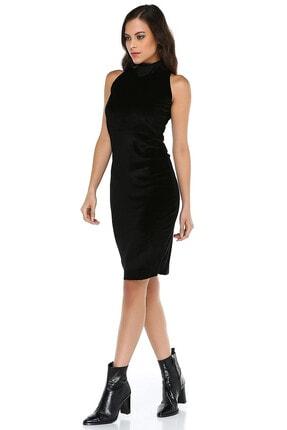 Kadife Elbise EB2596