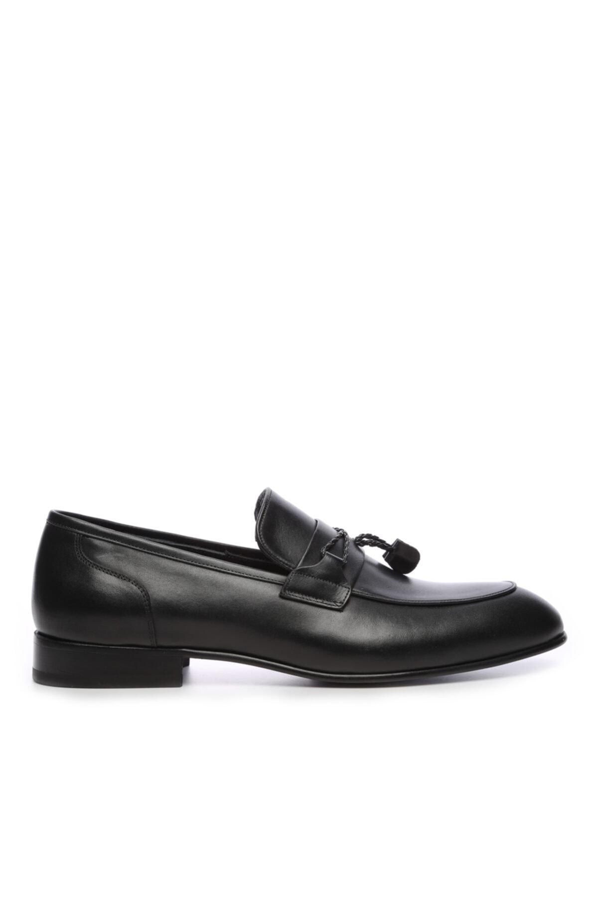 Erkek Derı Klasik Ayakkabı 183 11003 K Erk Ayk Sk20