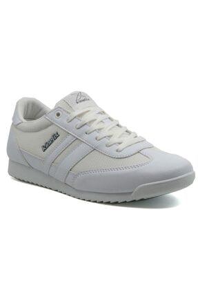 Kinetix Erkek Beyaz Günlük Spor Ayakkabı 0