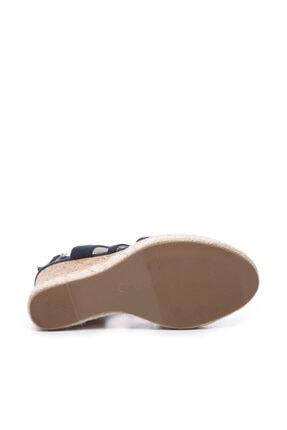 Kemal Tanca Kadın Vegan Sandalet Sandalet 575 Y1632 Bn Sndlt 4