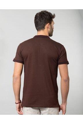 Tudors Polo Yaka Düz Erkek T-shirt 2