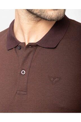 Tudors Polo Yaka Düz Erkek T-shirt 3