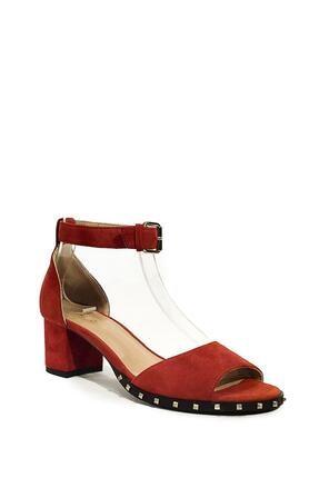 Nursace Hakiki Deri Sandalet Nsc17y-a51028 1