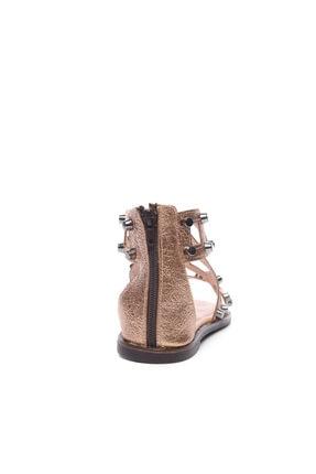Kemal Tanca Kadın Derı Sandalet Sandalet 169 51170 Bn Sndlt 2