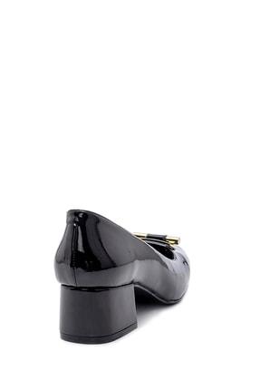 Derimod Kadın Rugan Kalın Topuklu Ayakkabı 2