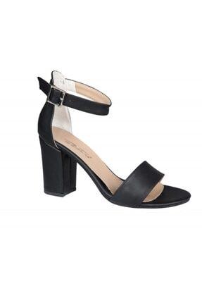 PUNTO 460062 Siyah Kadın Stiletto 1