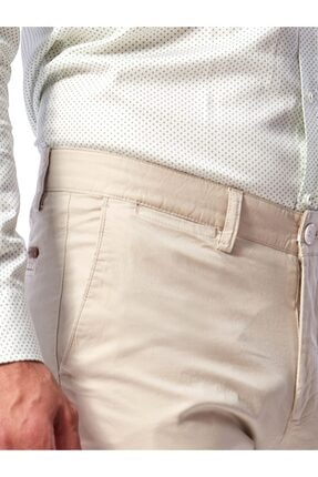 Dufy Taş Büyük Beden Düz Erkek Pantolon - Battal 2