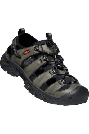 Keen Erkek Siyah Sandalet 0