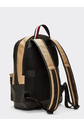 Tommy Hilfiger Coated Canvas Backpack 2