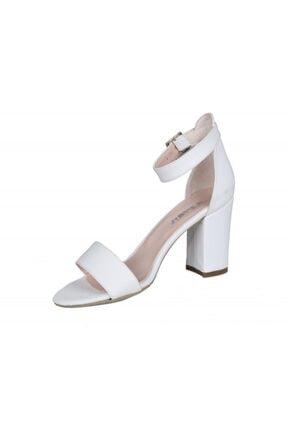 PUNTO 460062 Beyaz Kadın Stiletto 3
