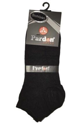 AKDEMİR 12 Çift Spor Bambu Çorap 12 Çift - Dikişsiz Çorap Karışık Renk 1