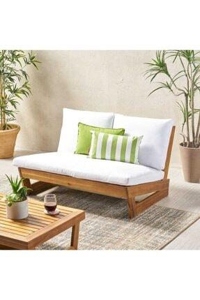 ALG Gardenlüx Bahçe-balkon Yeni Tasarım Koltuk Ikili 0