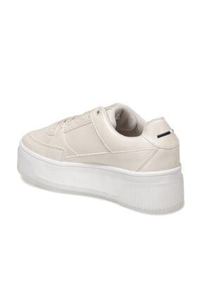 US Polo Assn MADONNA 1FX Bej Kadın Fashion Sneaker 100910525 2
