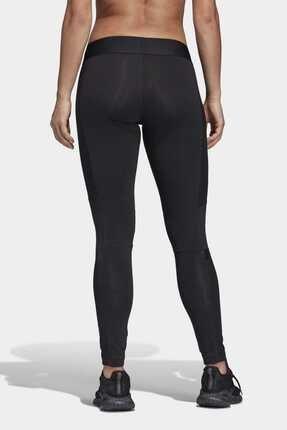 adidas W ADIDAS W.N.D. Siyah Kadın Tayt 101117627 2