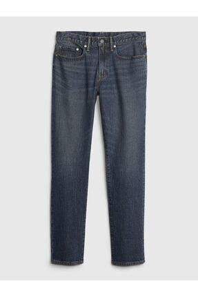 GAP Flex Slim Straight Jean Pantolon 4