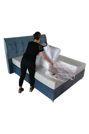 Hiss Bedding Yatak Kılıfı Fermuarlı H:22 Cm 2