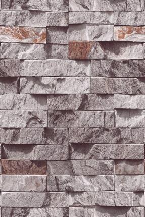 EXCLUSIVE 9350 Taş Popüler Desen Duvar Kağıdı (5 M²) 0