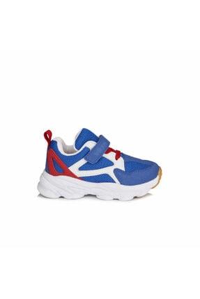 Vicco Erkek Bebek Saks Mavi Asimo Sneaker 1