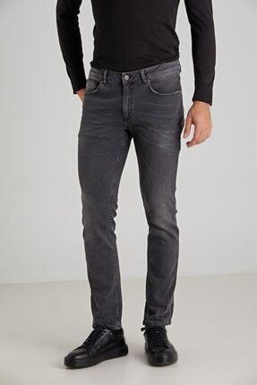 Dufy Erkek Gri Pantolon 0