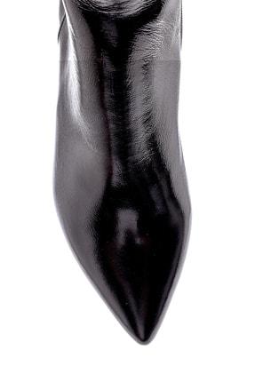 Derimod Kadın Deri Rugan Topuklu Bot 3