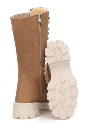 Dark Seer Camel Kadın Çizme 2